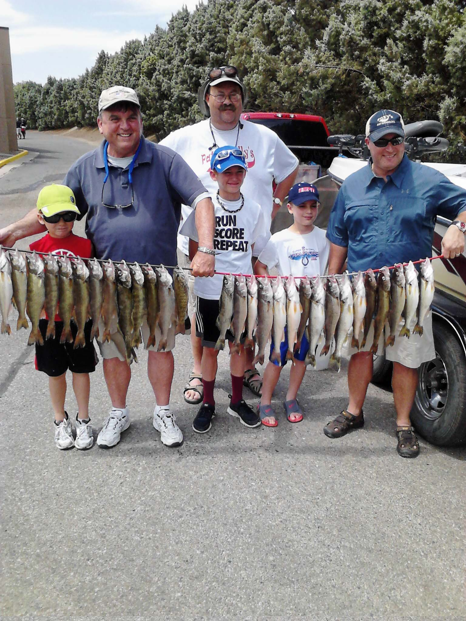 Dave dahl author at south dakota walleye for Chamberlain sd fishing report