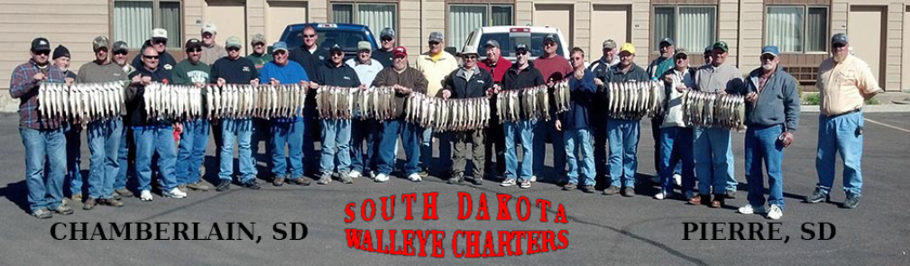South Dakota Walleye